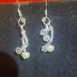 Beautiful handmade earrings